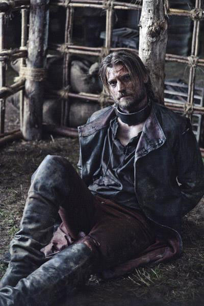 Nikolaj Coster-Waldau as Jaime Lannister in 'Game of Thrones' - Photo HBO