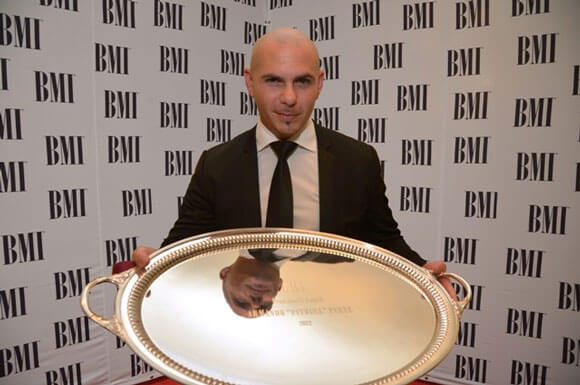 Pitbull Perez at the 19th Annual BMI Latin Awards
