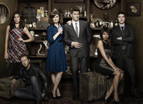Bones Cast Photo