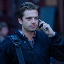 Sebastian Stan in a scene from Gone.