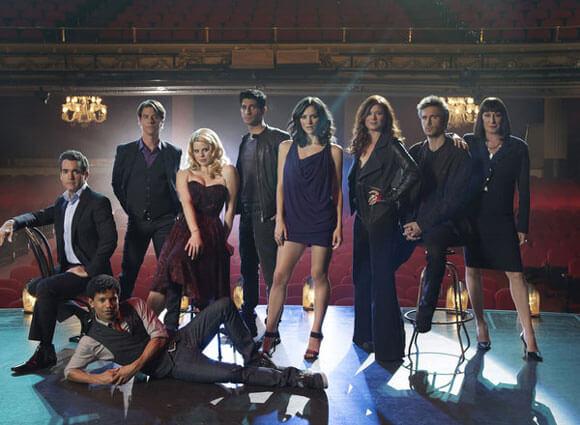 Smash Cast Photo