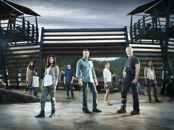 Naomi Scott, Alana Mansour, Shelley Conn, Landon Liboiron, Jason O'Mara, Allison Miller, Stephen Lang and Christine Adams.