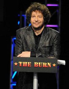 Jeff Ross in The Burn