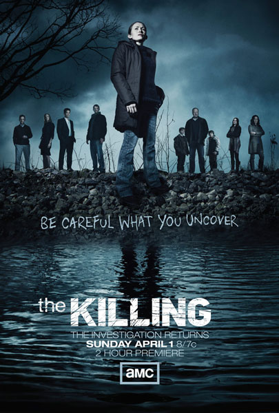 The Killing Season 2 Poster