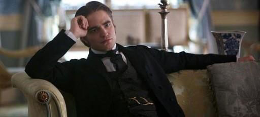 Robert Pattinson in 'Bel Ami'