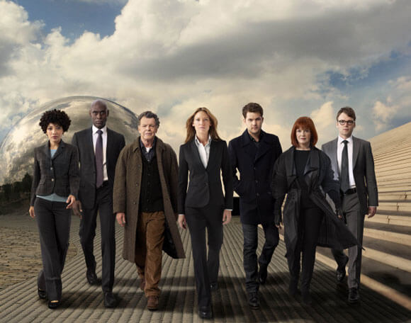 Fringe Cast Season 4 Photo