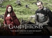 Game of Thrones Season 2 Stannis Baratheon Poster