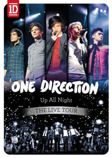 One Direction Up All Night Tour