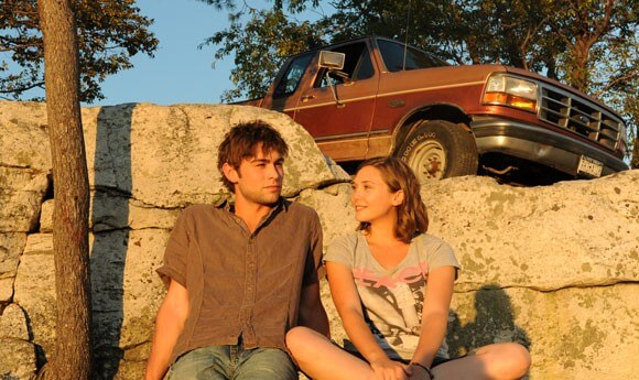 Chace Crawford and Elizabeth Olsen star in Peace, Love & Misunderstanding