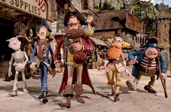 The Pirates Band of Misfits Movie Photo