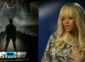 Rihanna MTV Interview for Battleship