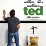 Poster for Ted