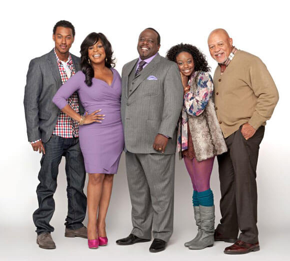 The cast of 'The Soul Man'