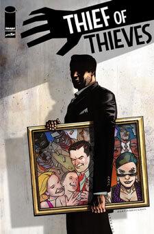 Thief of Thieves Comic