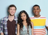 The American Idol Final 3 Phillip Phillips, Jessica Sanchez and Josh Ledet