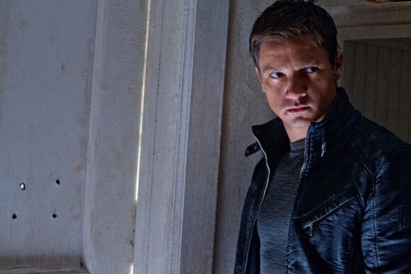 Jeremy Renner in 'The Bourne Legacy'