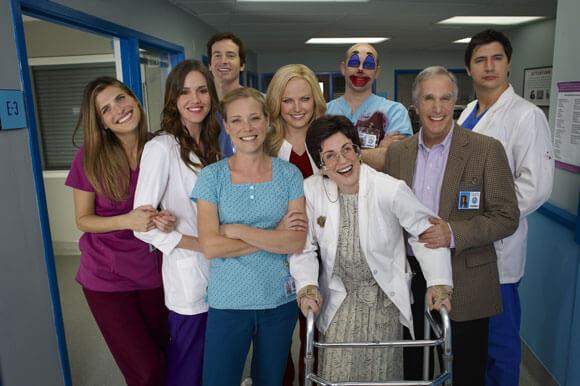 Adult Swim Renews Childrens Hospital for Season 7