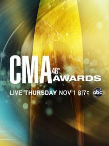 CMA Awards 2012 Poster
