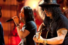 Guitar Center Sessions premieres May 18 with Slash