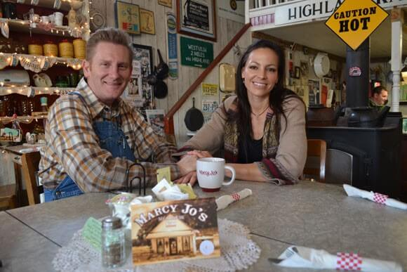 Rory Feek and Joey Martin