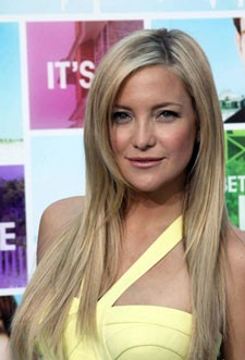 Kate Hudson at the Something Borrowed Premiere