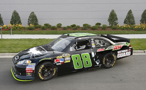 Dale Earnhardt Jr's No. 88