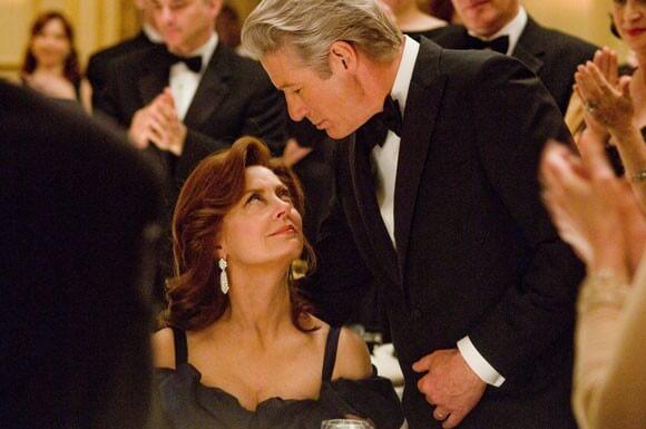 Susan Sarandon and Richard Gere in 'Arbitrage'