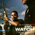 Poster for 'End of Watch'
