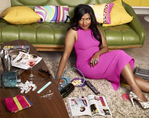 Mindy Kaling created and stars in 'The Mindy Project'
