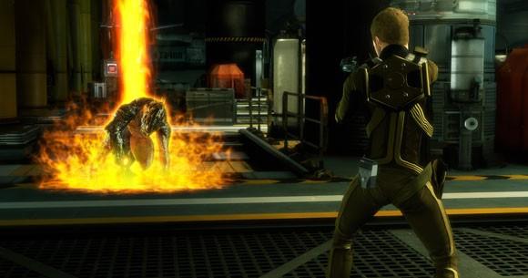 Star Trek Game Screenshot