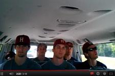 Harvard Baseball Team Does Call Me Maybe