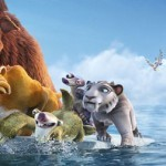 Ice Age Continental Drift