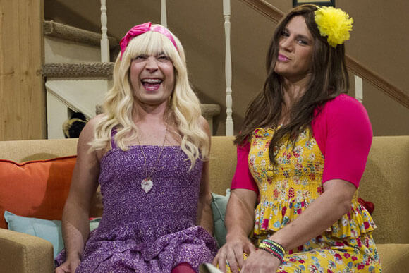 Jimmy Fallon and Channing Tatum star in a 'Ew!' skit