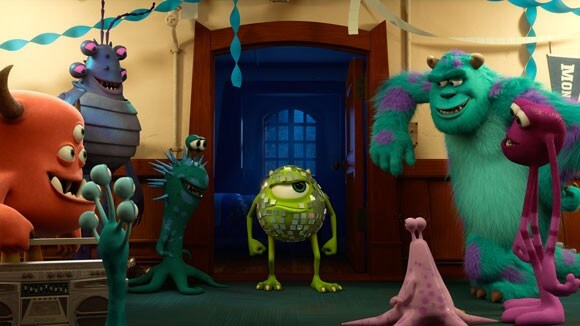 Monsters University - 31 Nights of Halloween