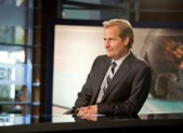 Jeff Daniels stars in The Newsroom