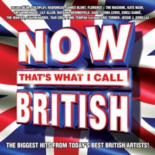 Now That's What I Call British