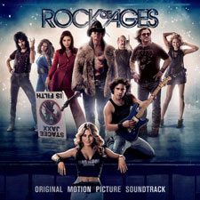 Soundtrack for 'Rock of Ages'