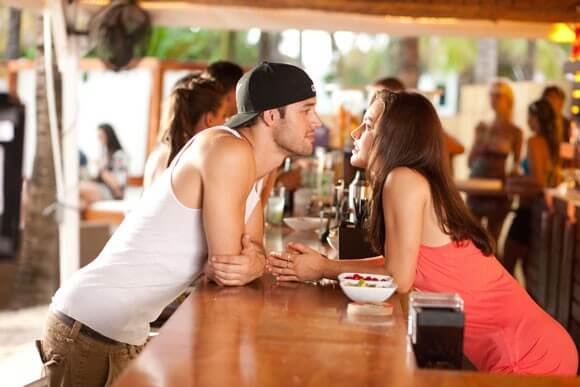 Ryan Guzman and Kathryn McCormick in Step Up: Revolution