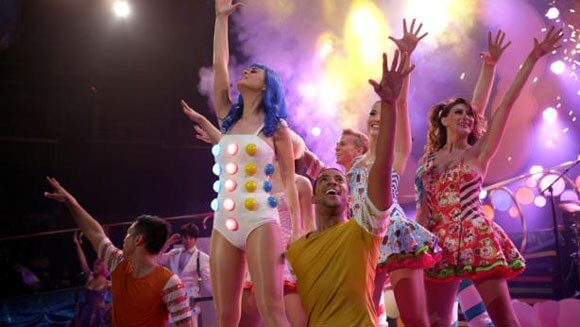 A scene from Katy Perry Part of Me