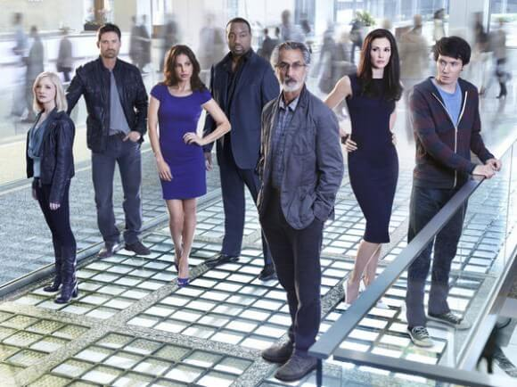 The Cast of Alphas