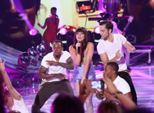 Choice Music Breakout Artist Carly Rae Jepson  Teen Choice 2012