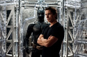 Christian Bale in a scene from The Dark Knight Rises.