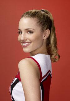Dianna Agron on Glee