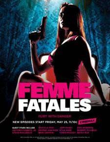 Poster for Femme Fatales