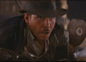 Harrison Ford in 'Indiana Jones and the Raiders of the Lost Ark'