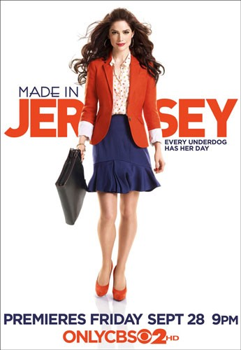 Poster for 'Made in Jersey'