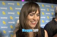 Maggie Siff from Sons of Anarchy at the 2012 San Diego Comic Con