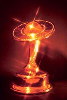 Saturn Award Trophy