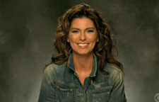 Shania Twain and The Talk Contest