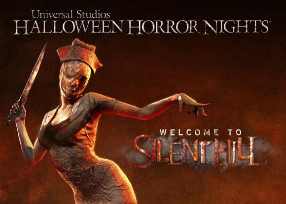 Silent Hill at Halloween Horror Nights